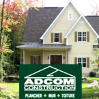 Logo ADCOM Construction