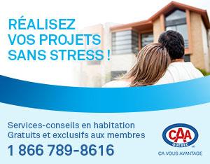 CAA Québec - Habitation