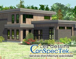 Les Dessins ConSpecTek