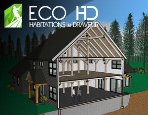 Éco-Habitations Le Draveur