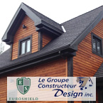 Logo Groupe Constructeur Design / Euroshield
