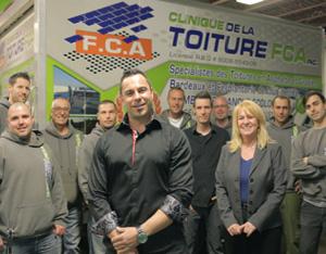 Clinique de la toiture FCA Inc