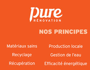 Pure rénovation inc.