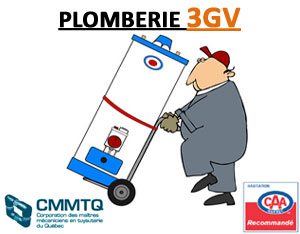 Plomberie 3GV
