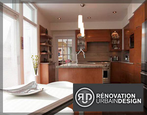 Rénovation Urbain Design