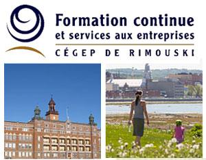 Cégep de Rimouski - Formation continue et services