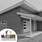Logo McClure Construction