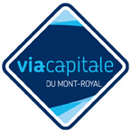 Logo Via Capitale du Mont-Royal